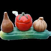 Vegetable Condiment Set
