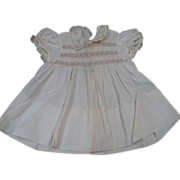 Child's Smocked Dress