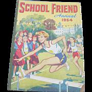 School Friend Book 1954