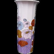 Rosenthal Floral Tapio Vase