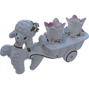 Enesco Poodle Lipstick Holder