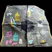 Pat Prichard Cooking Handkerchief