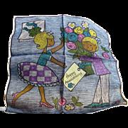Anniversary Skandia Handkerchief