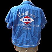 1950's DX Bowling Shirt