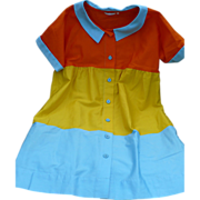 Marimekko Short Dress Top