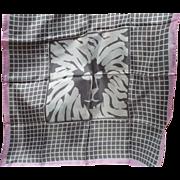 Anne Klein Logo Scarf