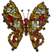 Juliana D&E Butterfly Pin