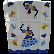 Black Woman Towel