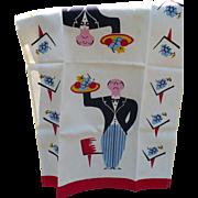 Butler Towel