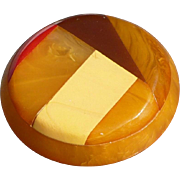 Multicolor Laminate Bakelite Button