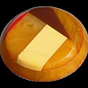 Multicolor Laminate Bakelite Button