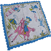 Cowgirl Handkerchief