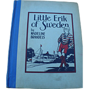 Erik Sweden Book by Brandeis