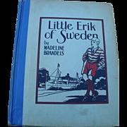 Erik Sweden Book by Brandeis