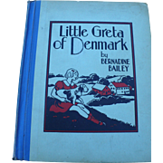 Greta Denmark Book