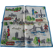 London Handkerchief