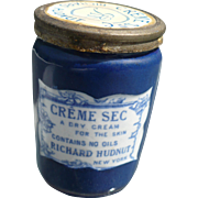 1906 Richard Hudnut Creme Jar