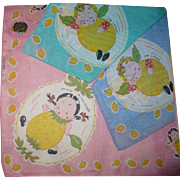 Pee Dee Children's Handkerchiefs