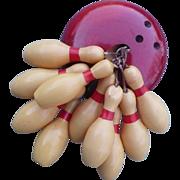 Bakelite Bowling Pin