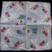 Love Letter Handkerchief