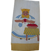 Mammy Apples Towel