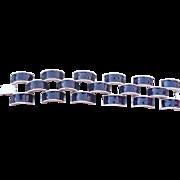 Jay Feinberg Enamel Bracelet