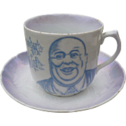 Greedy Cup Saucer