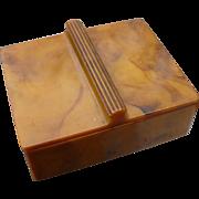 Bakelite Covered Box