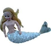 1950's Mermaid Doll