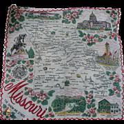 Missouri State Handkerchief