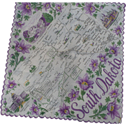 South Dakota Handkerchief