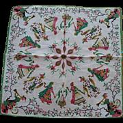 Indian Sari Ladies Men Handkerchief