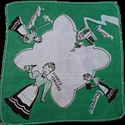 Teacher Child's Handkerchief