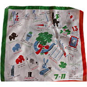 Superstition Luck Handkerchief