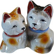 Dog Pair Salt & Pepper Set