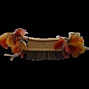Woven Brazil Comb
