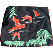 Flying Birds Handkerchief