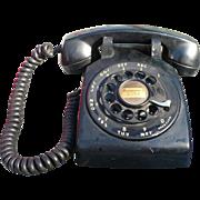 Western Electric 1958 Rotary Telephone