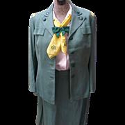 1950's Girl Scout Leader Uniform