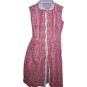 Cotton Pique  Dress