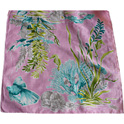 Aquarium Fish Handkerchief