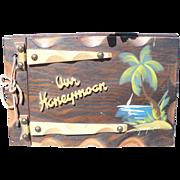 Honeymoon Wood Album