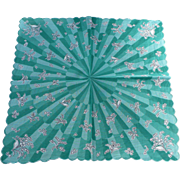 Lily Valley Handkerchief