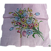 Bouquet Handkerchief