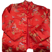 Brocade Chinese Jacket