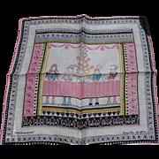 Smorgasbord Handkerchief