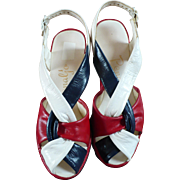 Patriotic Penaljo Shoes 6M