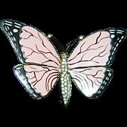 Fenichel Enamel Butterfly