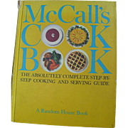 McCalls 1963 Cookboook