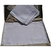 Maderia Placemats & Naplins